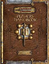NEW Dungeons & Dragons 3.5 Player's Handbook by Wizards RPG Team