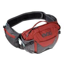 Evoc Hip Pack Pro Hydration Pack 3L & 1.5L Bladder - Carbon Grey/Chilli Red NEW