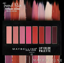 Maybelline NY Lip Color Palette