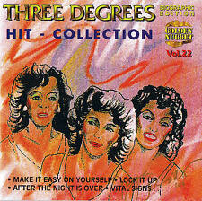 "THREE DEGREES ""Hit - Collection"" CD NEU & OVP Cosmus DSB"