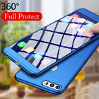 360° Full Cover Case + Tempered Glass For Huawei P30 P20 Pro Mate 30 20 Lite 10