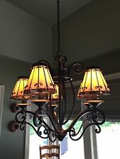 stained glass chandelier dining room quoizel chandelier and pendant lights stained glass chandeliers for sale ebay