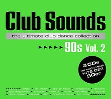 Club sounds 90s, vol.2 3 CD NEUF