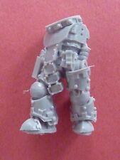 FORGEWORLD Heresy Iron Hands MEDUSAN IMMORTALS TORSO & LEGS (C)  40K