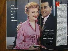1959 TV Guide(JOHNNY DESMOND/DEAN FREDERICKS/JULIA MEADE/PETER GUNN/STEVE CANYON