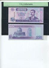 WORLD BANK NOTE IRAQ SADAM HUSSAIN 250 DINARS UNC # B006