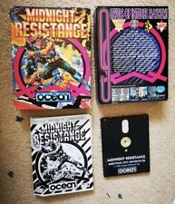 Amstrad game on Disk Midnight Resistance