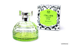 The Body Shop Italian Summer Fig Eau De Toilette 50ml ( RRP £15 )