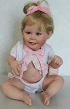 Ashton Drake Porzellan Baby Puppe Titus Tomescu