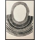 Raoul Lazar - Postmodernist Embossed Collagraph/Silkscreen, Signed (1973)