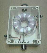 BALUN HI POWER 9:1 5Kw HF end-fed long wire (antenna dipolo HAM RADIO)