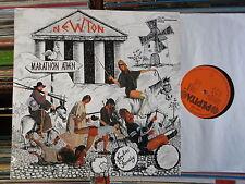 NEOTON FAMILIA  NEWTON FAMILY  HUNGARY PEPITA   LP: MARATHON (slpr 705)
