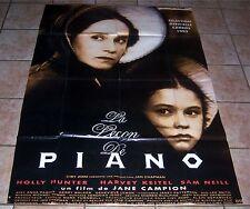 Affiche - LA LECON DE PIANO