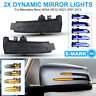 Dynamic LED Wing Mirror Indicator Signal For Mercedes W204 W212 2007-2013 LD2351