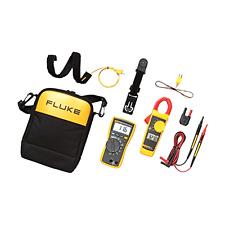 Fluke FLUKE-116/323 KIT HVAC Multimeter & Clamp Meter Combo Kit In a Carry Case