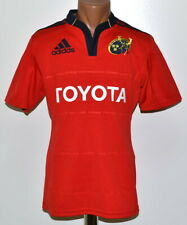MUNSTER RUGBY TEAM SHIRT JERSEY ADIDAS SIZE S ADULT
