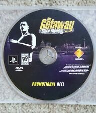 The Getaway: Black Monday PS2 - Promotional Reel - VERY RARE Playstation