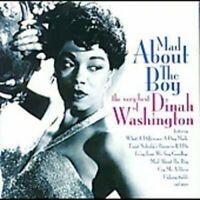 Dinah Washington - Mad About The Boy, The Best Of Dinah Washington [CD]