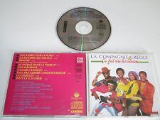 RARE La Compagnie Creole ( Ca Fait Rire Les Oiseaux ) CD Album 9 Titres 1986