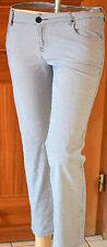 pantalones de mujer pata de gallo blanco y negro LOVE MOSCHINO TALLA W28 (38)