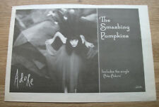 The Smashing Pumpkins - Adore - 1998 - Music advert poster 11 x 7 inch