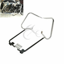 Saddlebag Guard Bracket Kits For 97-08 Harley Electra Glide Road King FLHT FLHR