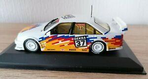 Opel Omega (A) 3000 24V Pommesstreifen  No.37 DTM 1991 (Volker Strycek)