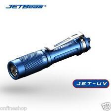 JETBeam JET UV CREE 3535 UV Ultraviolet 365nm Money Detector Flashlight Blue