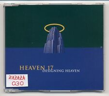 Heaven 17 Maxi-CD Designing Heaven - German 1-track promo - PRCD 382 / PRO 6196