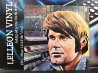 Glen Campbell Rhinestone Cowboy LP Album Vinyl Record E-SW11430-1 Country 70's