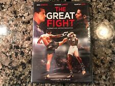 The Great Fight New Sealed Dvd! 2011 Police Drama! The Grand Theft Playtime Fake