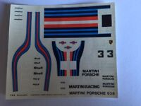 PORSCHE 936 TURBO 1976 DECALS 1/43