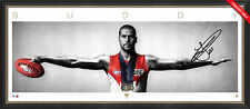 LANCE BUDDY FRANKLIN - OFFICIAL AFL PRODUCT - WINGS PRINT 2017 COLEMAN MEDALLIST