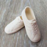 Vintage Ken Clone Low Top Sneakers Hong Kong White Tennis Shoes Alan Brad MINT