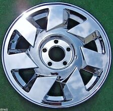 1 NEW 2000 2001 2002 CHROME Cadillac Deville DTS OEM GM style 17 inch WHEEL 4553