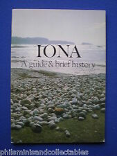 Iona - A guide & brief history  by Charles Gore    1976
