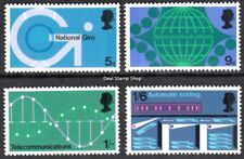 GB 1969 Post Office Technology SG808-11 Unmounted Mint