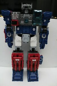 Transformers Titans Return Fortress Maximus complete Generations G1 Headmaster