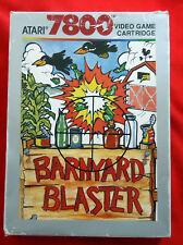 Barnyard Blaster - Atari VCS 7800 game - CX7859 PAL - boxed incl manual - 1988