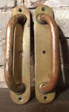 Vintage Original Art Deco Antique Door Knobs & Handles