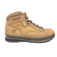 Timberland Boots Mens Size 10 M Brown Hiking Work Shoes 95103 Outdoor Rugged