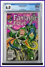 Fantastic Four #283 CGC Graded 6.0 Marvel 1985 Newsstand Edition Comic Book.