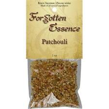 PATCHOULI Resin Incense by Forgotten Essence!
