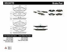 Disc Brake Pad Set-4WD Front Stoptech 309.04770