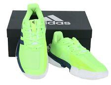 Adidas Men Sole-Match Bounce Tennis Shoes Green Training Sneakers Shoe Fu8119