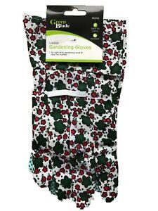 Ladies Gardening Gloves - Floral Work Gloves for Women Best Ladies Garden Gift