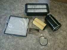 Inspektionspaket Filter Wartungskit Kia Picanto BA 1,1 CRDI 55KW 2005-