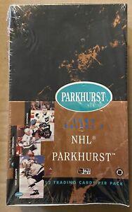 1991/92 PARKHURST Series 1 Hockey BOX! Sealed/ Lidstrom/LeClair RC/Gretzky