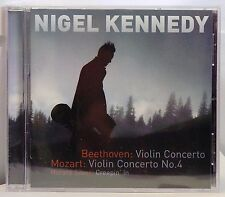 Nigel Kennedy violin concerto no.4 (CD, EMI Records 2008 Import) New