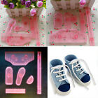6Pcs/Set Shoes Shape Mold Fondant Cake Mould Cutter Baking Decoration Tool